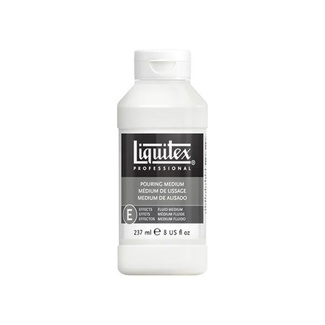 Liquitex 237ml - Pouring Fluid Effect Medium