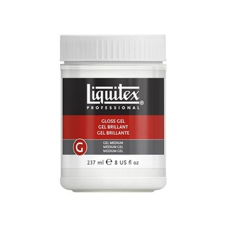 Liquitex 237ml - Gloss Gel Medium