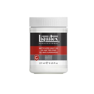 Liquitex 237ml - Matte Super Heavy Gel Medium