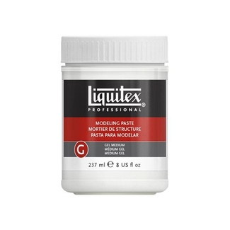 Liquitex 237ml - Modeling Paste Gel Medium