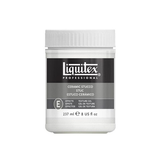 Liquitex 237ml - Textured Effects Medium - Ceramic Stucco