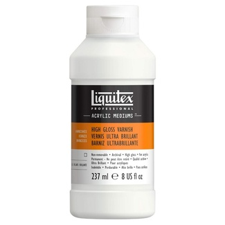 Liquitex 237ml - High Gloss Varnish