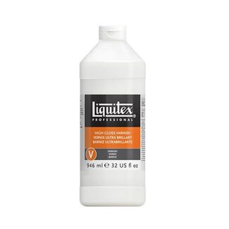 Liquitex 946ml - High Gloss Varnish