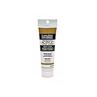 Liquitex Heavy Body Acrylic Paint 59ml - Bronze Yellow Series 1