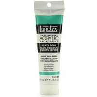 Liquitex Heavy Body Acrylic Paint 59ml S1 - Bright Aqua Green 660