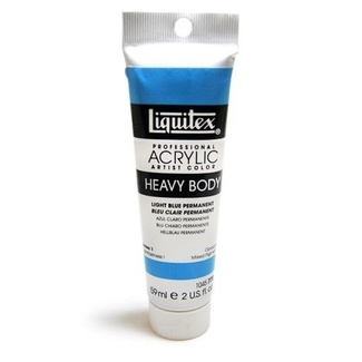 Liquitex Heavy Body Acrylic Paint 59ml - Light Blue Permanent Series 2