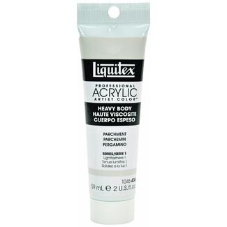 Liquitex Heavy Body Acrylic Paint 59ml - Parchment Series 1