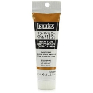 Liquitex Heavy Body Acrylic Paint 59ml S1 - Raw Sienna 330
