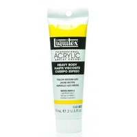 Liquitex Heavy Body Acrylic Paint 59ml S2 - Yellow Medium Azo 412