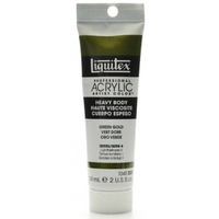 Liquitex Heavy Body Acrylic Paint 59ml - Green Gold 325 Series 4