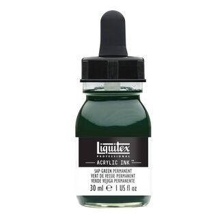 Liquitex Professional Acrylic Ink 30ml - Sap Green Permanent 315