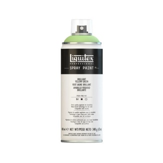 Liquitex 400ml Professional Acrylic Spray Paint - Brilliant Yellow Green