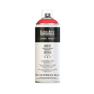 Liquitex 400ml Professional Acrylic Spray Paint - Cadmium Red Medium Hue