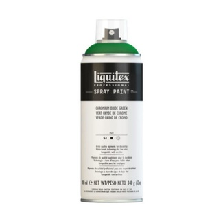 Liquitex 400ml Professional Acrylic Spray Paint - Chromium Oxide Green