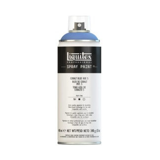 Liquitex 400ml Professional Acrylic Spray Paint - Cobalt Blue Hue 5