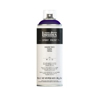 Liquitex 400ml Professional Acrylic Spray Paint - Dioxazine Purple