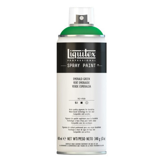 Liquitex 400ml Professional Acrylic Spray Paint - Emerald Green
