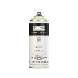Liquitex 400ml Professional Acrylic Spray Paint - Parchment