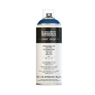 Liquitex 400ml Professional Acrylic Spray Paint - Phthalo Blue (Green Shade)
