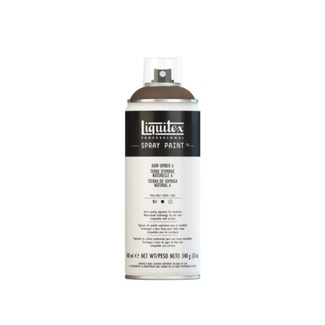 Liquitex 400ml Professional Acrylic Spray Paint - Raw Umber 6