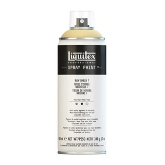 Liquitex 400ml Professional Acrylic Spray Paint - Raw Umber 7