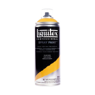 Liquitex 400ml Professional Acrylic Spray Paint - Yellow Oxide