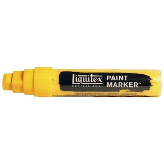 Liquitex Paint Marker Wide 15mm Nib - Cadmium Yellow Deep Hue