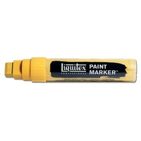Liquitex Paint Marker Wide 15mm Nib - Naples Yellow Hue