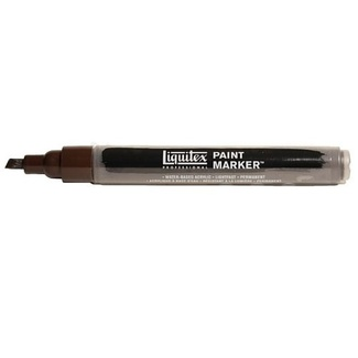 Liquitex Paint Marker Fine 4mm Nib - Burnt Umber