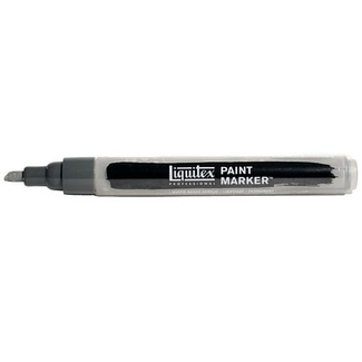Liquitex Paint Marker Fine 4mm Nib - Neutral Grey 5