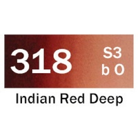Winsor & Newton Artists' Watercolour 5ml S3 - INDIAN RED DEEP (Limited Ed.) - DISCONTINUED