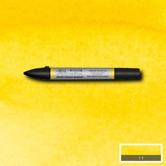 Winsor & Newton Professional Watercolour Marker S1 - Cadmium Yellow Hue 109
