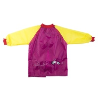 Educraft Toddler Art & Craft Smock 3-5yrs Red