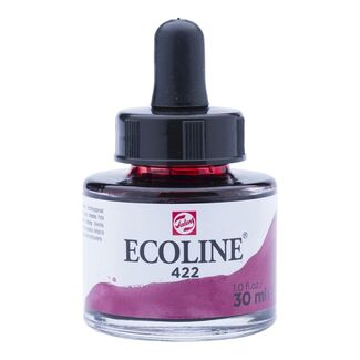 Ecoline Liquid Watercolour 30ml - Reddish Brown