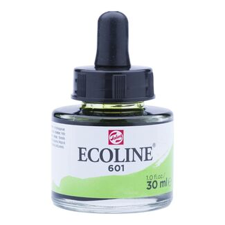 Ecoline Liquid Watercolour 30ml - Green Light
