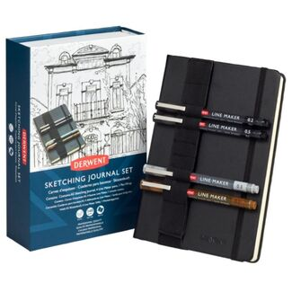 Derwent Sketch Journal Line Maker Set