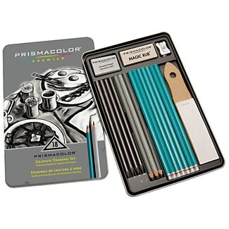 Prismacolor Graphite Drawing Set 18pc