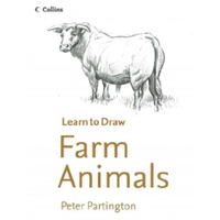 Learn To Draw - Farm Animals
