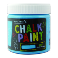 Mont Marte Chalkboard Paint 250ml - Blue