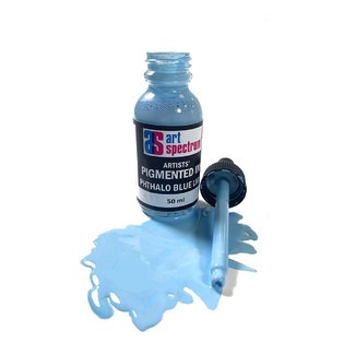 Art Spectrum Pigmented Ink 50ml - Phthalo Blue Light