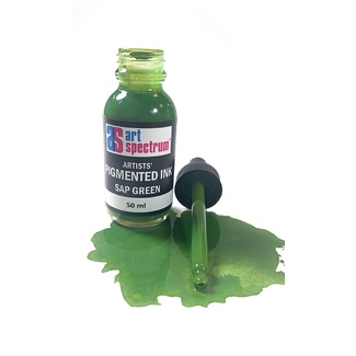 Art Spectrum Pigmented Ink 50ml - Sap Green