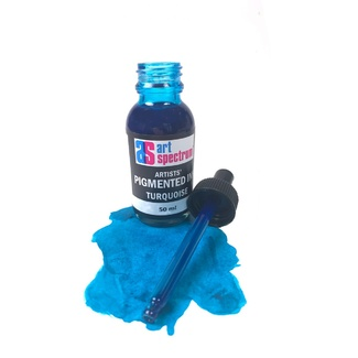 Art Spectrum Pigmented Ink 50ml - Turquoise