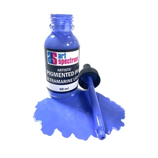 Art Spectrum Pigmented Ink 50ml - Ultramarine Blue Light