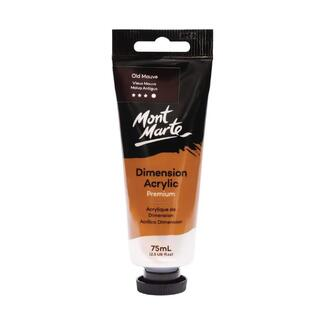Mont Marte Dimension Acrylic Paint 75ml Tube - Mauve