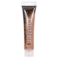 Mont Marte Glitter Paint 75ml Tube - Copper