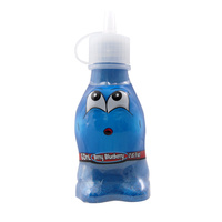 Mont Marte Kids Scented Glitter Gel 60ml  - Blueberry
