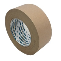 Flat Backed Framing Tape 36mm x 50m - Brown