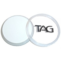 TAG Body Art & Face Paint 32g - White
