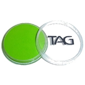 TAG Body Art & Face Paint 32g - Light Green