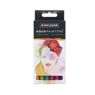 Micador Aqua Painters - Spring Collection 6pc